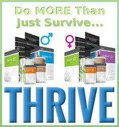 Thrive is for men and women. It's not gender specific. Sign up for Thrive today! Refer two friends on auto ship and you can Thrive for FREE! #MaineThrives #easyas123 #livingrocks  https://louellagrindle.le-vel.com/Experience https://louellagrindle.thrive-reviews.com/