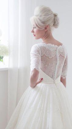 Wedding Dress: House of Mooshki
