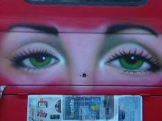 mas color a los ojos de Marilyn