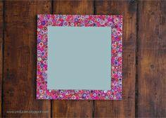 Energy. Mirror 40x45cm, Handmade pikkijoan@gmail.com