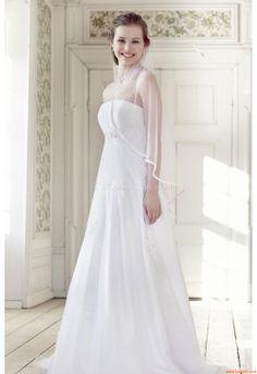 Vestidos de noiva Lilly 08-3219-WH Purewhite 2014