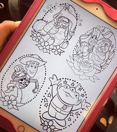 Toys story tattoo wheezy 38 ideas for 2019 Disney Drawings, Cute Drawings, Tattoo Drawings, Tatuaje Toy Story, Cute Tattoos, Body Art Tattoos, Disney Art, Walt Disney, Toy Story Tattoo