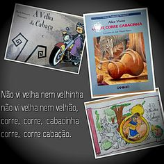 Corre,  corre cabacinha. Baseball Cards, Reading, Projects