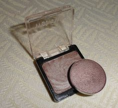 """Duped! - MAC """"Satin Taupe"""" vs. Wet N Wild """"Nutty"""", they are exact duplicates!"""