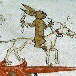 El conejo es un animal que a lo largo de la historia ha sido una figura simbólica para diferentes culturas. Escritos medievales lo representan como bestia.