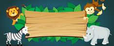 Cartoon zoo lions wooden poster background Source by Kariiberry Spongebob Birthday Party, Jungle Theme Birthday, Jungle Party, Safari Theme, Cartoon Cartoon, Jungle Cartoon, Baby Room Themes, Baby Room Diy, Theme Background