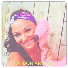 London and Ash Exotic Paradise Headband by LondonAndAsh on Etsy