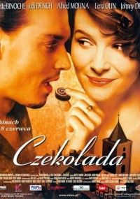 Mom Birthday Gifts A list of my favorite movies includes this one, Chocolat. Starring Johnny Depp, Juliette Binoche, Judi Dench and Alfred Molina, set in France and revolving around the magic of CHOCOLATE…what more could one ask? Lena Olin, Birthday Poems, Mom Birthday Gift, Movie Info, Movie List, Irgendwo In Iowa, Johnny Depp, Friedrich Von Thun, Love Movie
