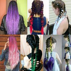 Hair Braids Hair Extensions & Wigs Inventive S-noilite 2 3 4-tone Ombre Kanekalon Jumbo Braids Hair Extensions Synthetic Crochet Braiding Hair Bulk High Temperature Fibe Selected Material