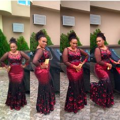 Bella Curves | A Curvy Girl's Haven: Aso-Ebi Curves#10: Envy My Curves