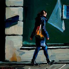 """First light"" - Original Fine Art for Sale - © Edward B. Gordon"