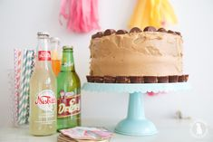 chocolate peanut butter cake - the handmade home Homemade Chocolate, Chocolate Peanut Butter, Baby Cheeks, Cupcake Cakes, Cupcakes, Cake Calories, Cute Snacks, Handmade Home, Emerson