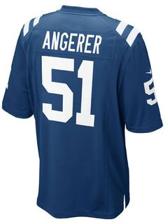 Youth Nike Game Home Pat Angerer Jersey Football Baby dc360d9fb