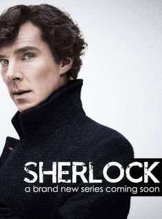 This is perhaps the most beautiful picture of Benedict as Sherlock that I've ever seen.