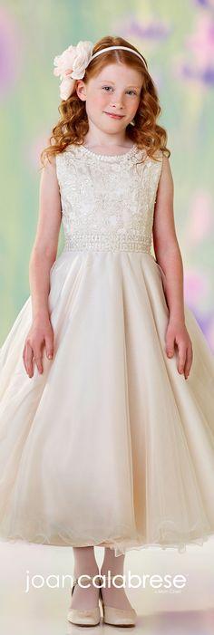 92c3f2ef746 Joan Calabrese Flower Girl Dresses
