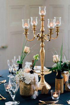 Glamrock Hochzeit - Erma V. Wedding News, Gatsby Wedding, Wedding Table, Wedding Blog, Wedding Planner, Wedding Fotos, James Bond Party, Pink And Gold Wedding, Fairytale Weddings