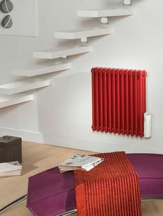 The The Zehnder Nosta is an electric, oil-filled classic column radiator.
