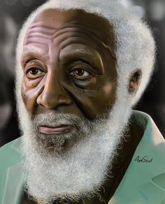 RIP to the legendary Dick Gregory.