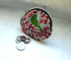 Coin purse - Autumn Patchwork
