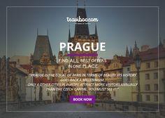 BOOK NOW: http://www.traviboo.com/hotels_prague