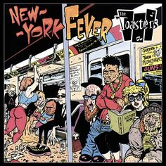 The Toasters - New York Fever
