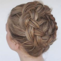 The High Crown Braid