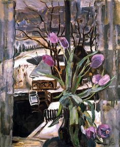 Still life with flowers - Jan Sluyters