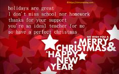no words for give the replay of comments recently. Today we provide here that good collections of best reply for happy new year wishes 2019 Christmas Wishes For Teacher, Merry Christmas Wishes Quotes, Merry Christmas And Happy New Year, Happy New Year Wishes, Happy New Year 2019, Day Wishes, Christian Holidays, Greetings Images, Diwali Wishes