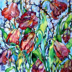 Spring in Blue - Sofia Perina-Miller