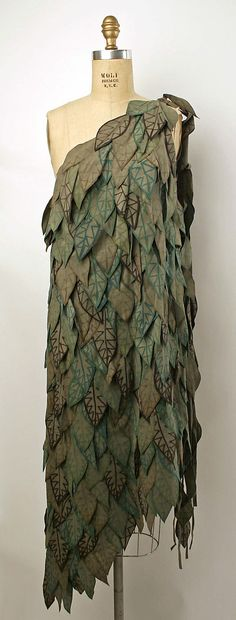 Dress, Anthony Muto (American) ca. 1976
