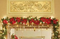 Hermosas guirnaldas navideñas fáciles de hacer para decorar en navidad