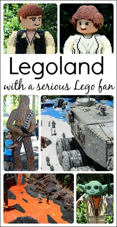 "Legoland with a serious Lego fan: ""I thought that it would actually be awesome and it was!"""