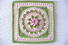Ravelry: Mattie's Flower pattern by Stacey LW Lee