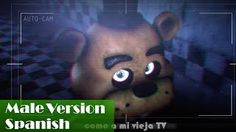 Five Nights At Freddy's, Fnaf, Spanish, Songs, 3d, Youtube, Anime, Musica, Spanish Language