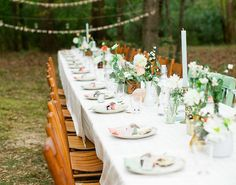 Forest Fun: 18 Ways to Throw an Enchanted Woodland Party