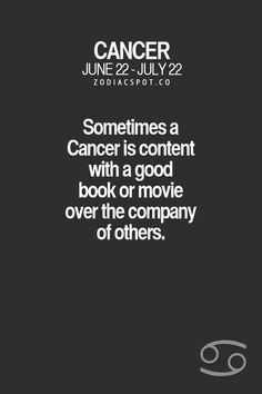 all the time ♥ #Cancer #Cancerian #Moonchild