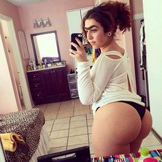 Beautiful Jasmine, Wonderful curvaceous big bottom