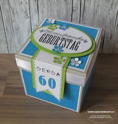 Malta Überraschungsbox Explosionsbox Geschenkgutschein Geldgeschenk Reise Geburtstag Koffer Städtereise Amsterdam Paris Berlin Hamburg