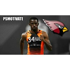 Wide Reciever JJ Nelson from UAB was drafted to the Arizona Cardinals (PSMOTIVATE)