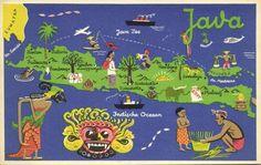 illustration java indonesie - Google zoeken
