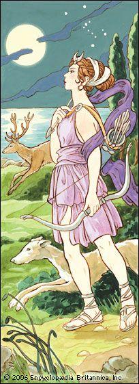 artemis the greek goddess - Google Search