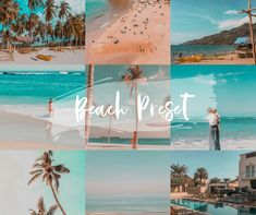 *Brand New* Blogger Lightroom Presets Collection - BP4U Guides Lightroom Effects, Presets Lightroom, Different Tones, Old And New, Instagram Feed, Your Photos, Beach, Photography, Outdoor