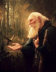 Holy - artist Andrei Shishkin