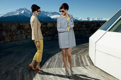 Discover the 2013 Spring Summer collection by the italian fashion brand Caractère