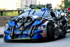 Wrecker Transformer