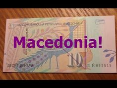 Macedonia Banknote Review