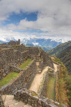 UNESCO World Heritage Site - Machu Picchu, Peru.  Photo: Wes Devauld, via Flickr