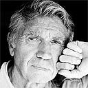 This is Don McCullin. His was the first photography exhibition that I saw that made me fully understand the power of photography. Later I found out that he was dyslexic. That made me like his work even more.