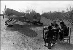 Els Monjos 1938. Fotografía de DAVID SEYMUR. GUERRA CIVIL ESPAÑOLA.