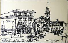 Victoria - Douglas Street, Matthew on Flickr
